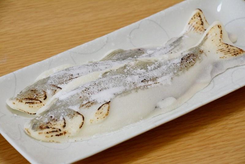 櫻屋 鮎のすがた焼き