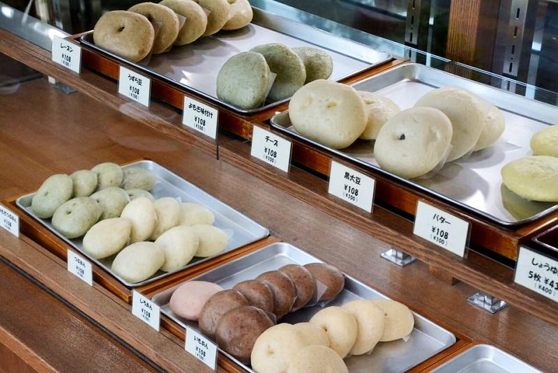 労研饅頭の種類